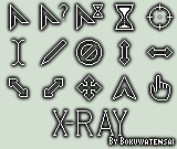 X-Ray by bokuwatensai