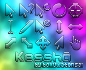 Kessho by bokuwatensai
