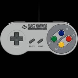 SNES controller icon