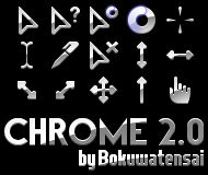 Chrome Cursors 2.0