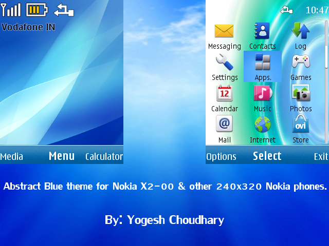 640 x 480 png 345kB, Download Nokia X2 00 Themes | Search Results ...