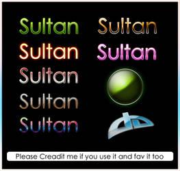 Kool Photoshop styles by Sultan-Almarzoogi
