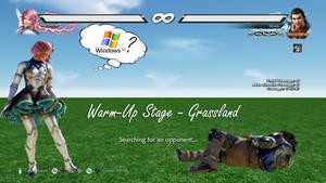 Tekken 7 Warm-Up Stage Mod: Grassland