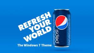 Pepsi Windows 7 Theme