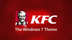 KFC Windows 7 Theme