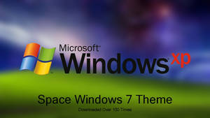 Windows XP Plus! Space Theme For Windows 7