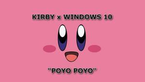 Kirby Windows 10 Theme