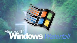 Windows Waterfall Theme For Windows 10
