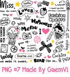 PNG #7 Made by GaemVi