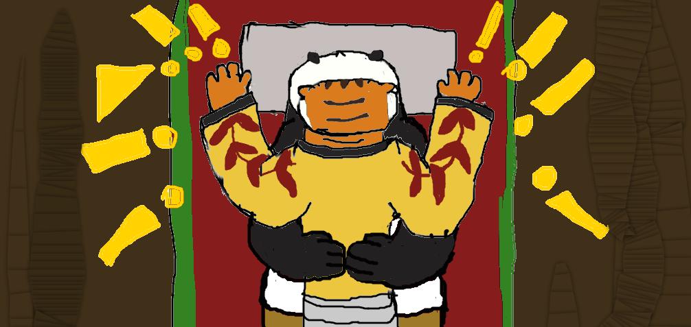 tigre xxx kung fu panda