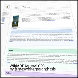 WikiART CSS