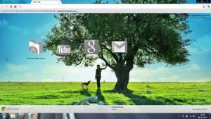 Life Google Chrome Theme by jawzf