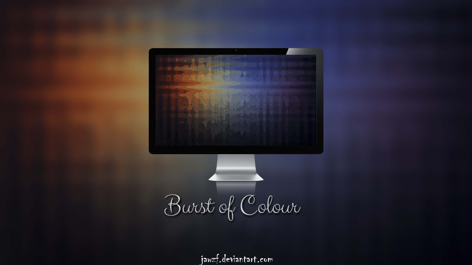 Burst Of Colour by jawzf