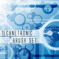 Technetronic Brush Set