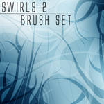 Swirls 2 Brush Set