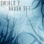 Swirls 2 Brush Set