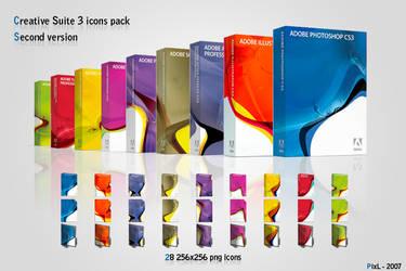 CS3 Icons pack Reloaded by Pedro-de-la-Luna