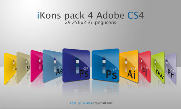 iKons 4 CS4