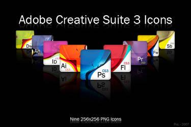 CS3 Icons pack by Pedro-de-la-Luna