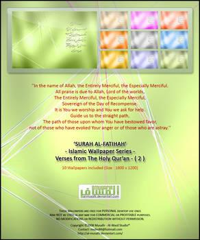 Islamic Wallpaper Series - 2