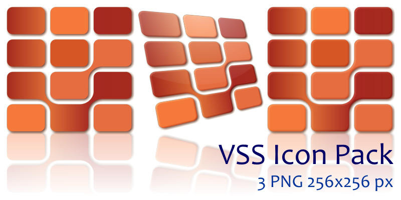 VSS Icon Pack by sonnysavage