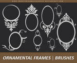 Ornamental Frames | Brushes