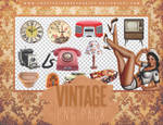 Vintage Pack - PNG