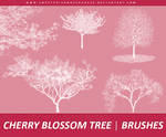 Cherry Blossom Tree | Brushes