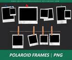 Polaroid Frames - PNG 004