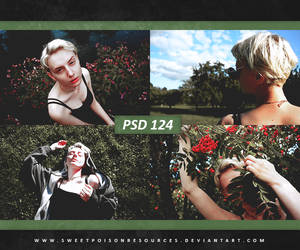PSD 124 - Coloring by sweetpoisonresources