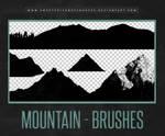 Mountain Brushes | Photoshop