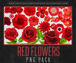 Red Flowers | PNG