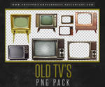 Old TV's | PNG