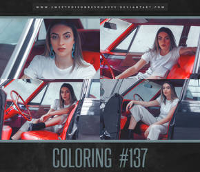 PSD 137 - Coloring