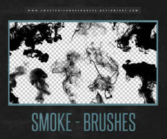Smoke Brushes | Photoshop