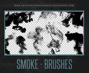 Smoke Brushes | Photoshop by sweetpoisonresources