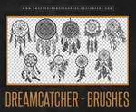Dreamcatcher Brushes | Photoshop