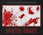 Blood Splatter | Brushes