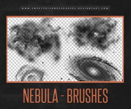 Nebula Brushes | Photoshop