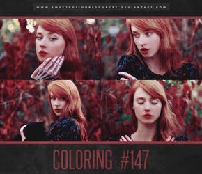PSD 147 - Coloring