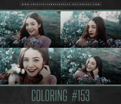PSD 153 - Coloring