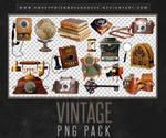 Vintage - Png Pack