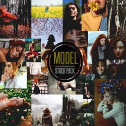 Model Stock Pack #06