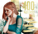 400 Watchers Pack