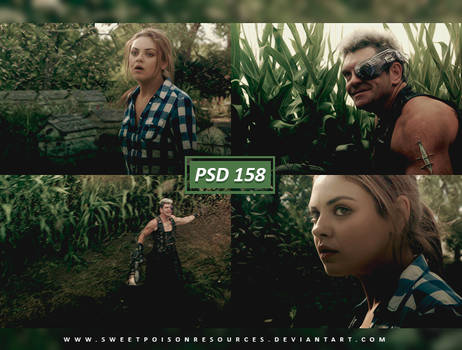 PSD 158 - Coloring
