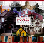 Houses | Png Pack