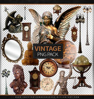Vintage | Png Pack by sweetpoisonresources