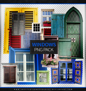 Windows | Png Pack