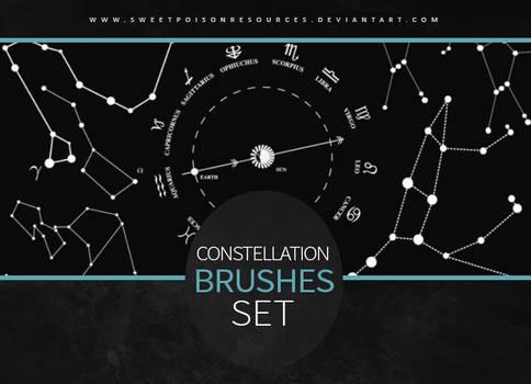 Constellation Brushes | Photoshop