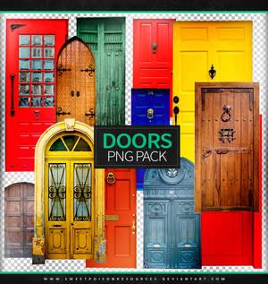 Doors | Png Pack
